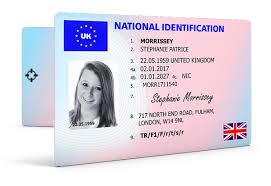 Warum muss ich die ID zeigen